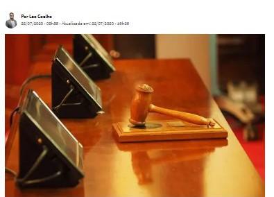 Leilão da Justiça Federal é destaque na imprensa