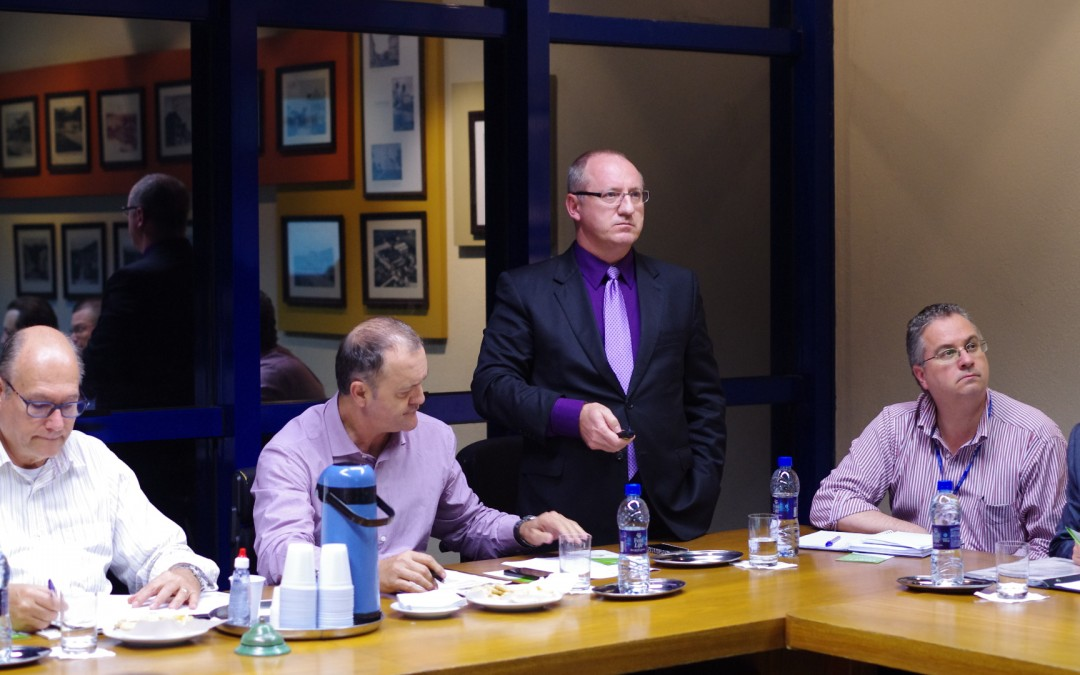 Osblu apresenta ações para diretoria da Acib