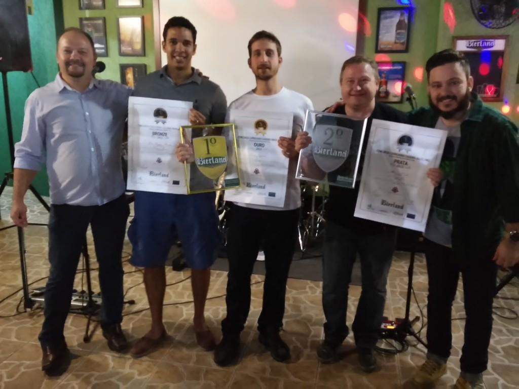 Bierland vencedores conurso 2015