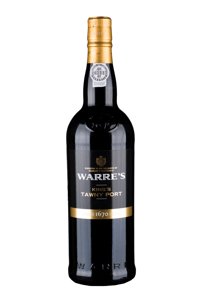 Decanter - Warres Porto Kings Tawny