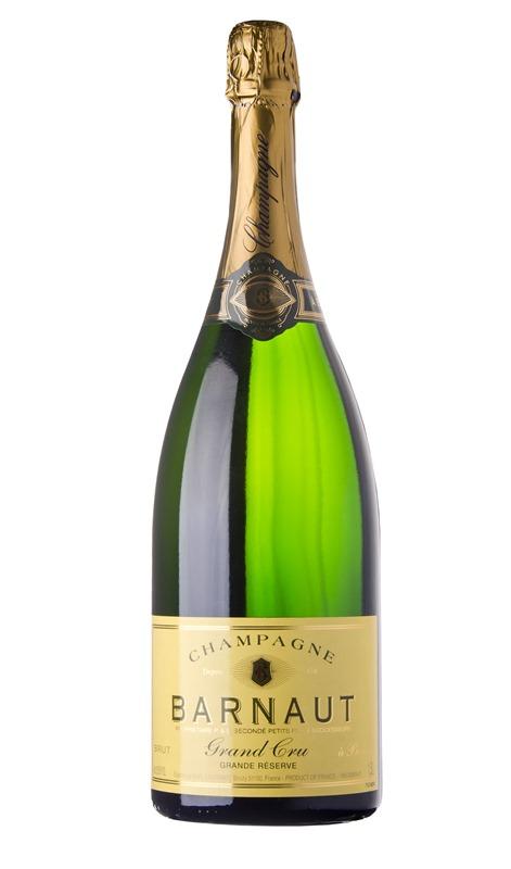 Decanter champagne Barnaut Grande Reservé Brut Grand Cru Magnum - baixa