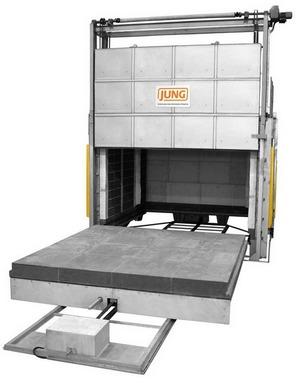 Fornos Jung projeta forno industrial para a Usipe