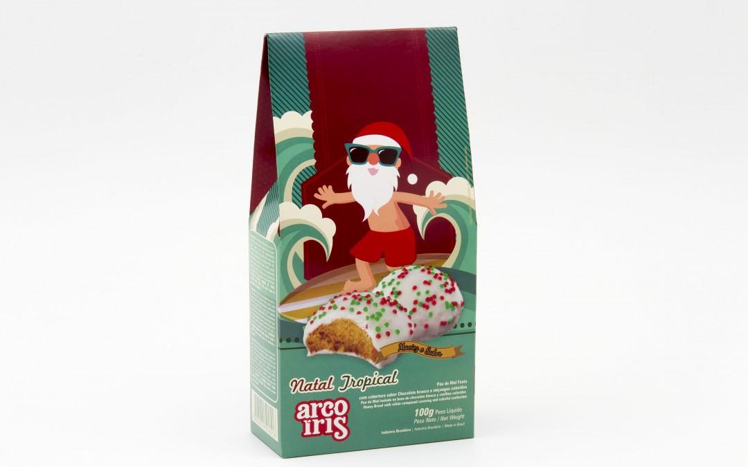 Empresas investem em embalagens diferenciadas para o Natal