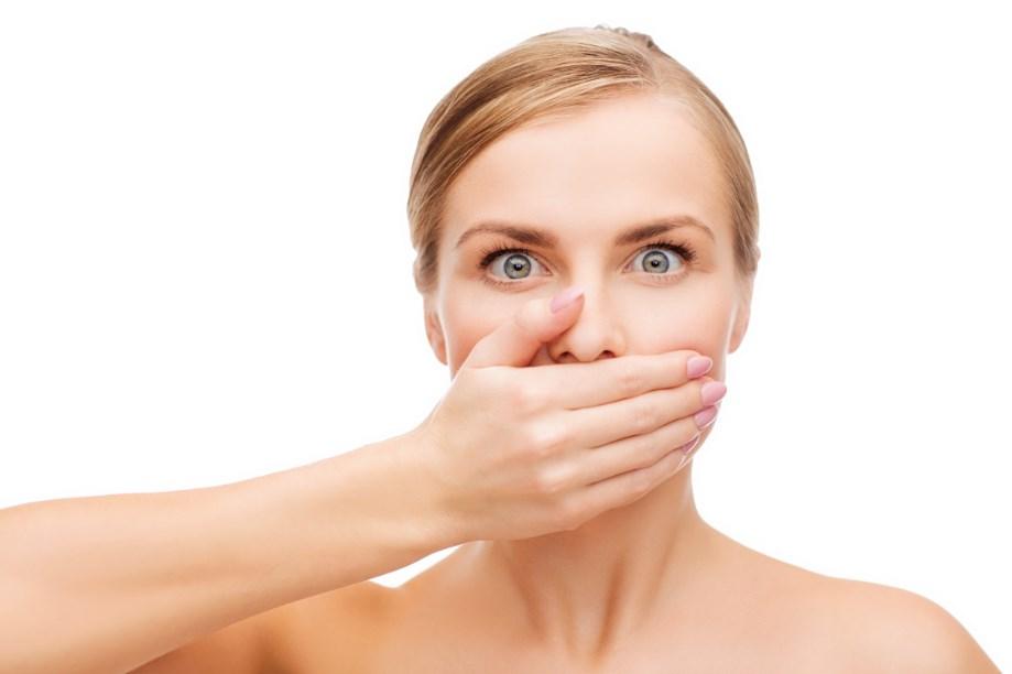 Mau hálito pode revelar outros problemas de saúde