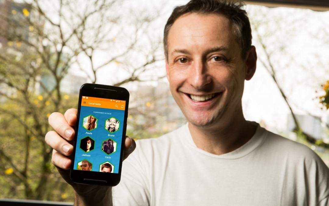 Novo aplicativo desenvolvido em Blumenau estimula interatividade social