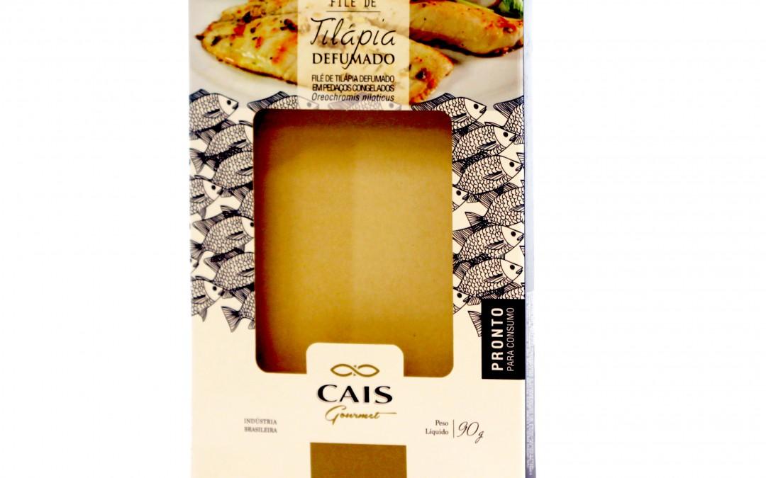 Embalagem agrega valor ao novo produto da Cais do Atlântico