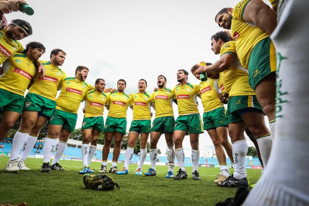 29/11/2014 - Amistoso Internacional de Rugby XV  Brasil 21 x 13 Paraguai