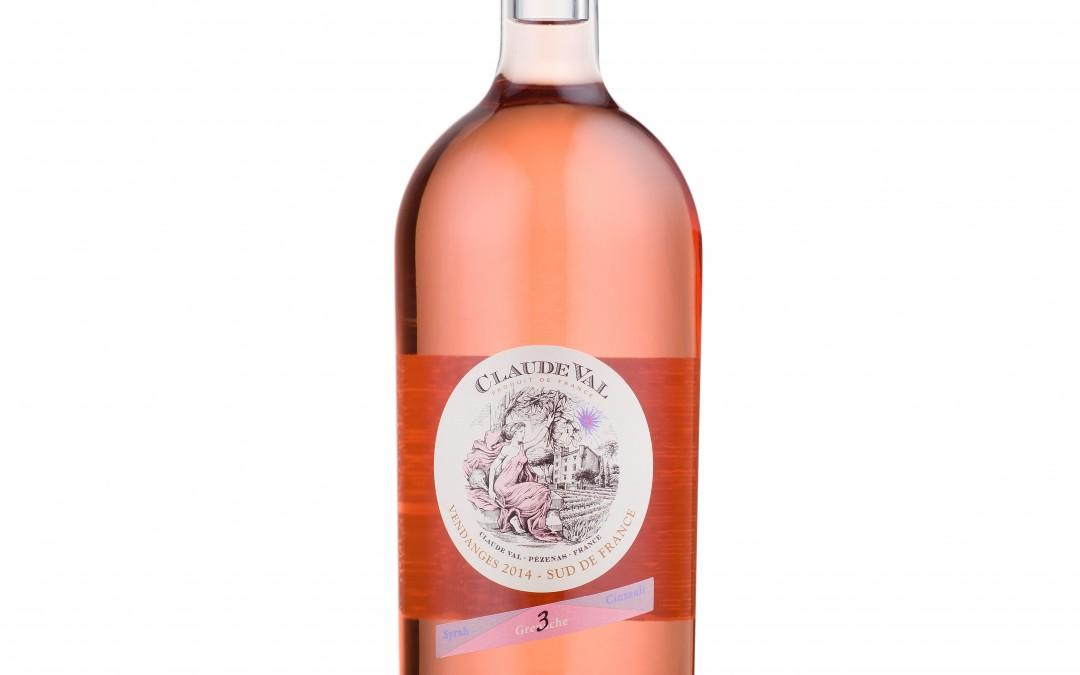 Garrafas Magnum de vinhos rosés são opções diferenciadas oferecidas pela Decanter
