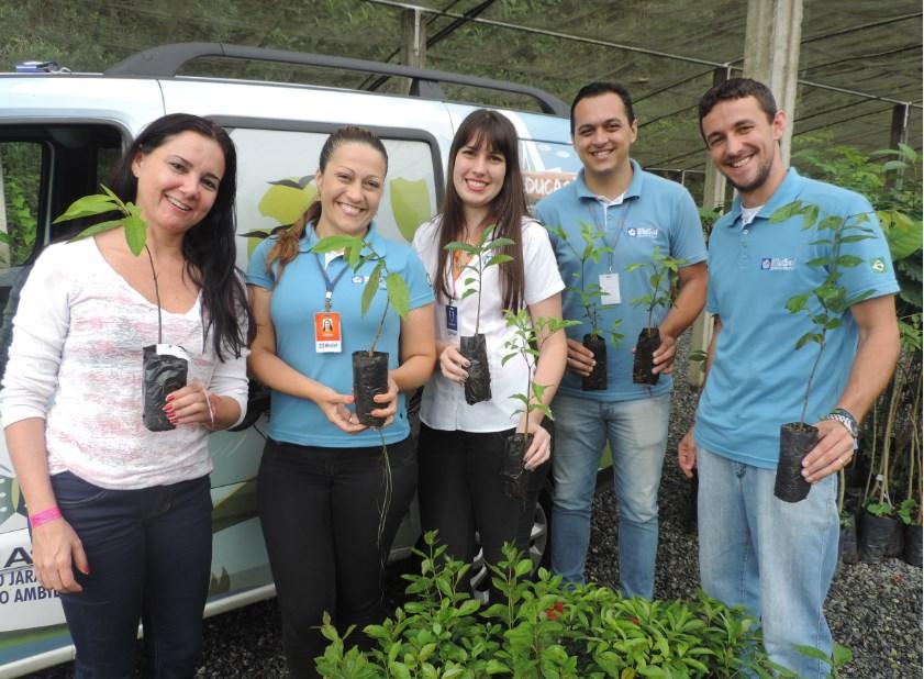 BluSol realiza Compensação do Passivo Ambiental em SC