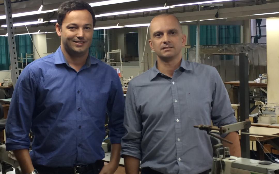 Empresas do ramo têxtil anunciam fusão