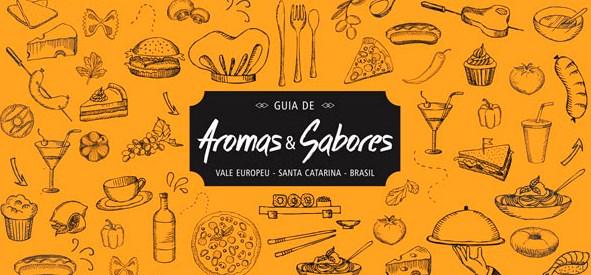 Guia apresenta o melhor da gastronomia do Vale Europeu