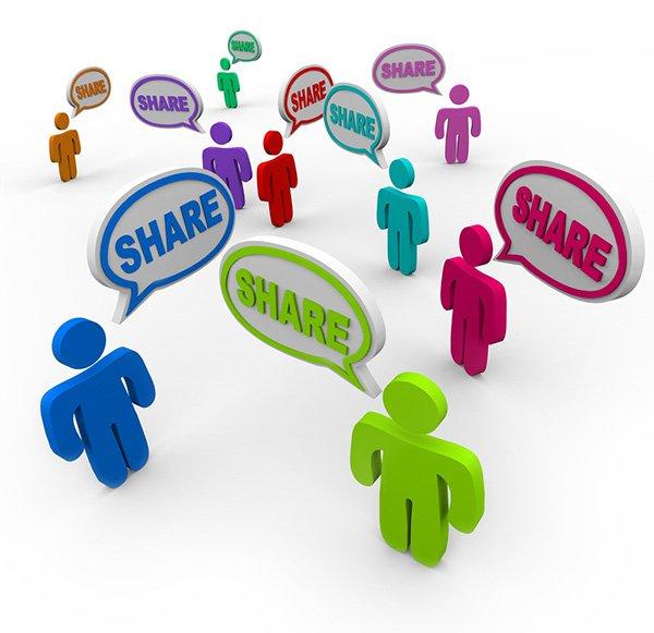 Psicologia do compartilhamento