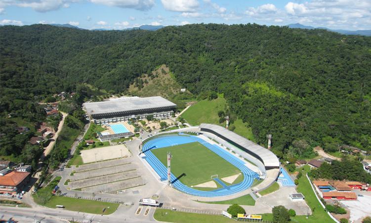 Complexo Esportivo do SESI, em Blumenau, comemora 30 anos com programação especial