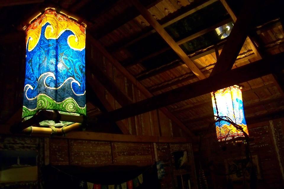Oficina ensina arte milenar do Batik