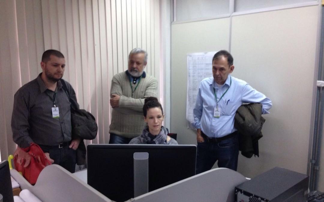 Osblu faz fiscalização completa na compra de computadores  da Prefeitura de Blumenau