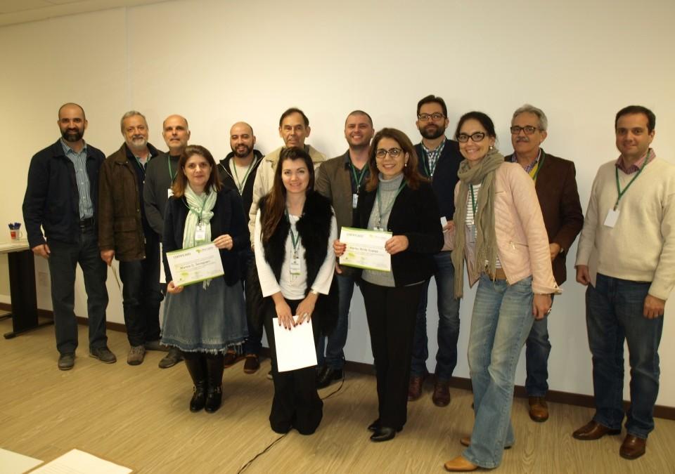 Blumenau tem primeiro grupo de voluntários formados pelo Osblu