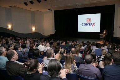 Contax promove palestra para estimular a excelência nas empresas