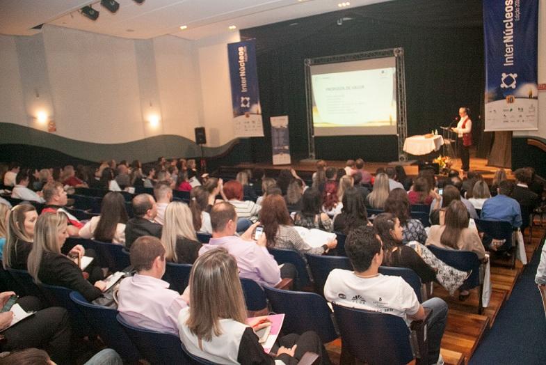 Internúcleos 2016 reúne cerca de 500 empresários em Blumenau