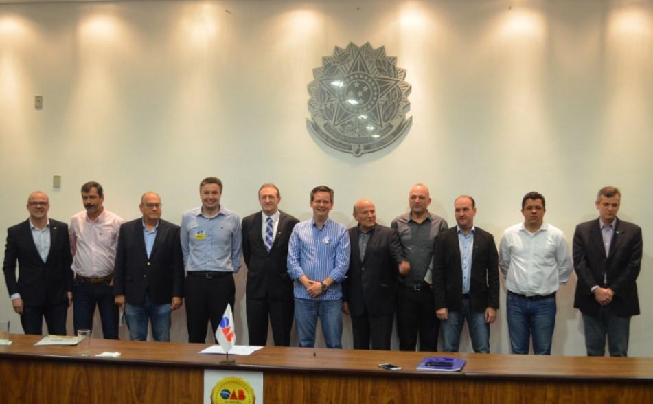 Entidades empresariais de Blumenau pedem comprometimento de candidatos com questões que garantam o desenvolvimento do município