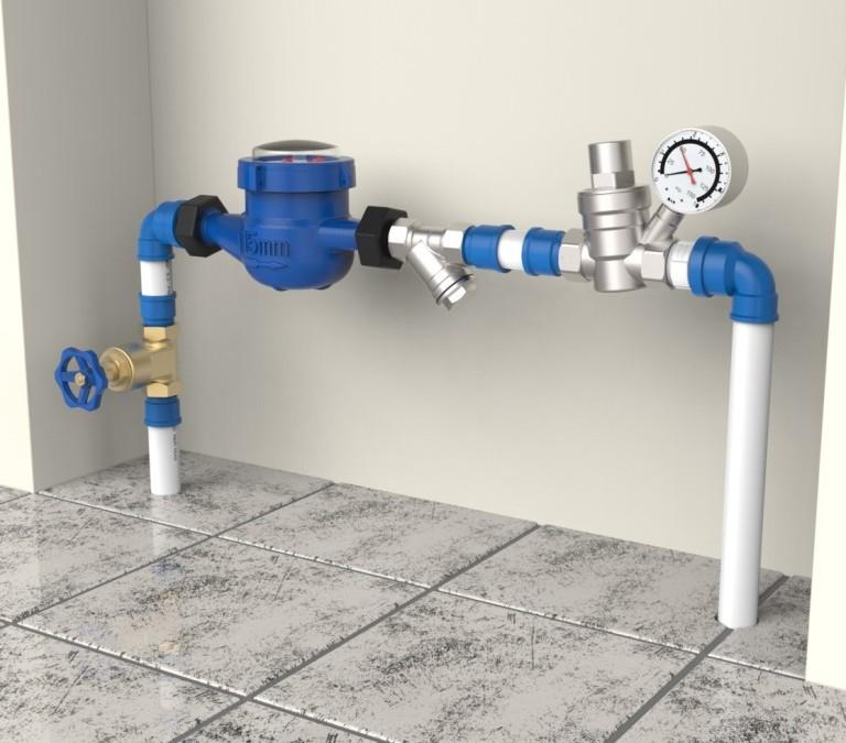Produtos hidráulicos evitam problemas causados pela pressão de água baixa ou excessiva