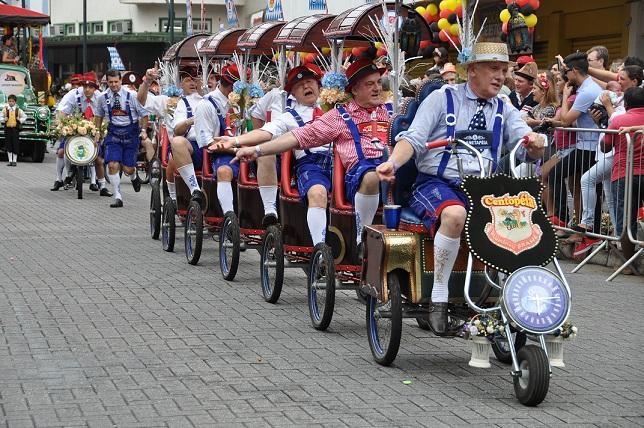Oktoberfest brasileira terá um olhar internacional neste ano
