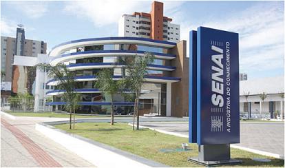 SENAI disponibiliza cursos técnicos em diferentes áreas profissionais