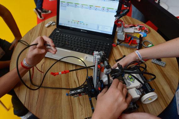 SESI vai sediar Torneio Regional de Robótica nos dias 4 e 5 de março