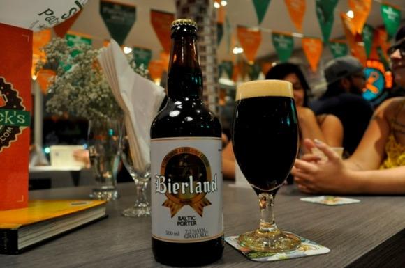 Bierland lança Cerveja Mush Porter