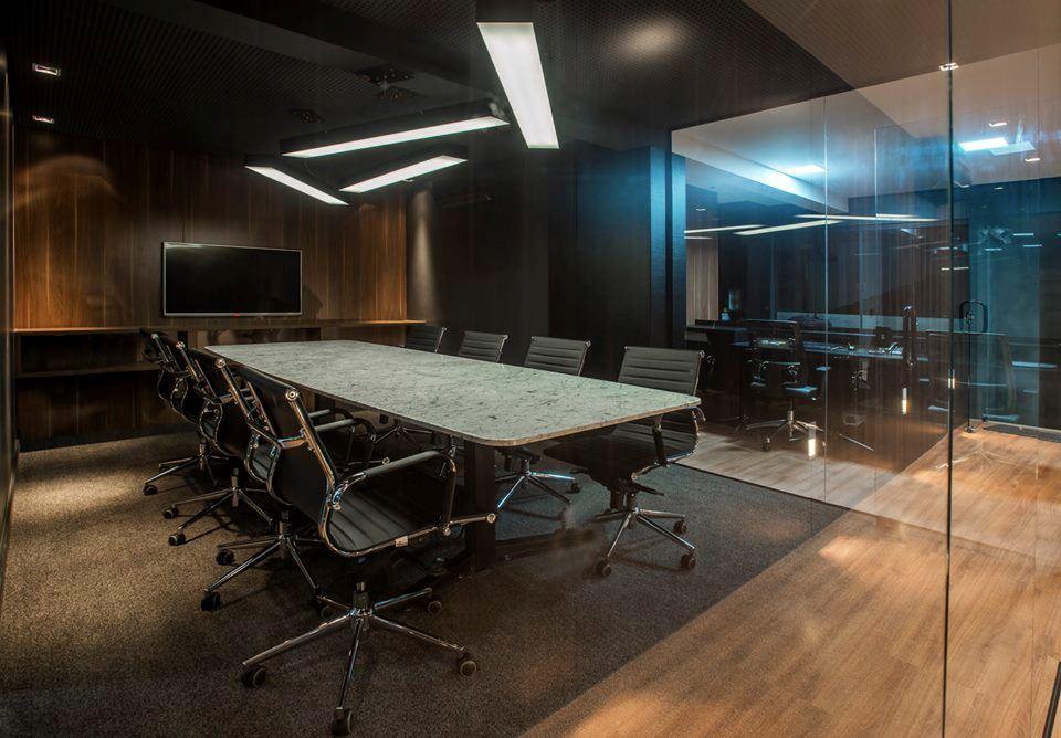 Arquitetura corporativa traduz a identidade das empresas para o ambiente de trabalho