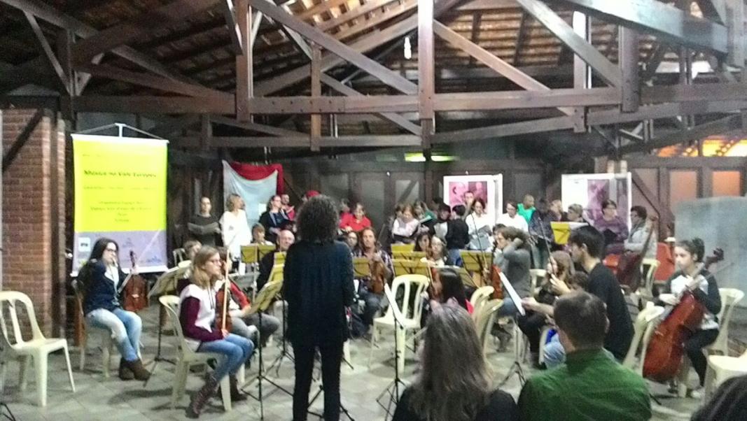 Ministério da Cultura e Kyly apresentam ensaios abertos para a comunidade