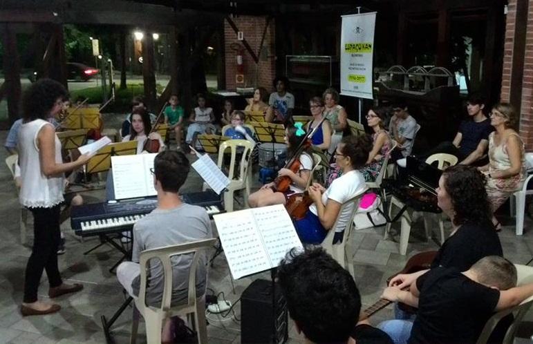 Projeto promove ensaios musicais abertos à comunidade em Blumenau