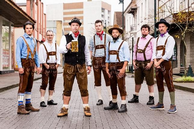 Hochsollerleben Band é oficialmente lançada em Blumenau e já tem agenda na Oktoberfest