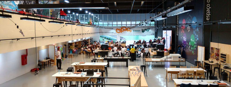Espaço Maker promove oficinas gratuitas