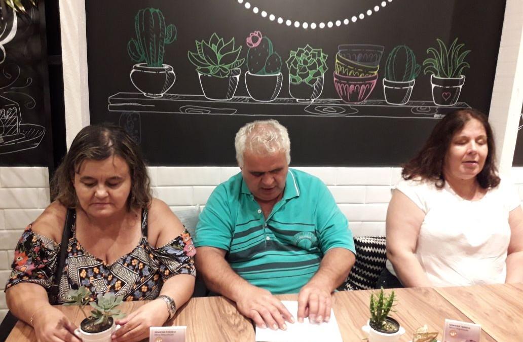 Deficientes visuais participam do Roteiro Blumenau Gastronômico