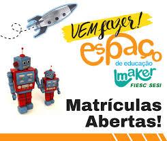 Espaço de Educação Maker do SESI Blumenau promove Scratch Day