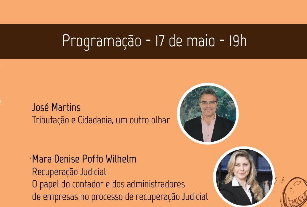 """""""Café com Ciência"""", em Pinhais (PR), reúne palestrantes com destaque no mundo dos negócios"""