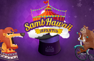 Sambhawaii Infantil anima primeiro final de semana de março