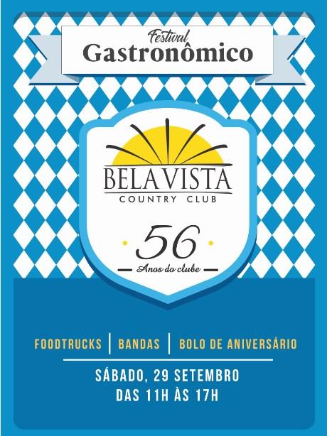 Bela Vista Country Club comemora 56 anos de existência