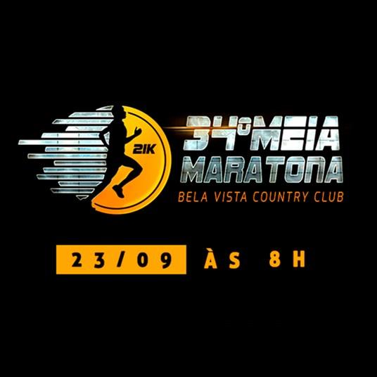 34ª Meia Maratona do Bela Vista Country Club altera trânsito em Blumenau e Gaspar