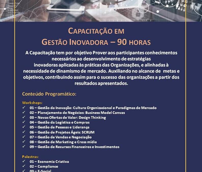 IEL promove capacitação para micro e pequenas empresas