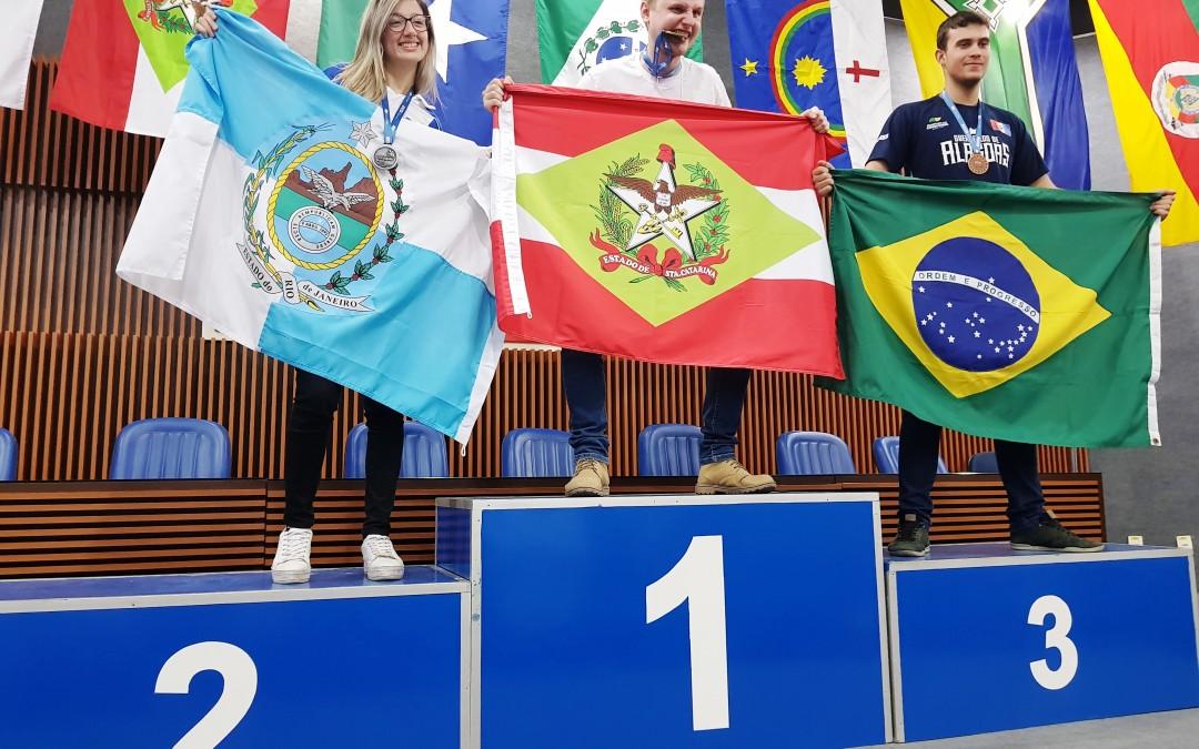 Senai de Blumenau estará representado em competição internacional