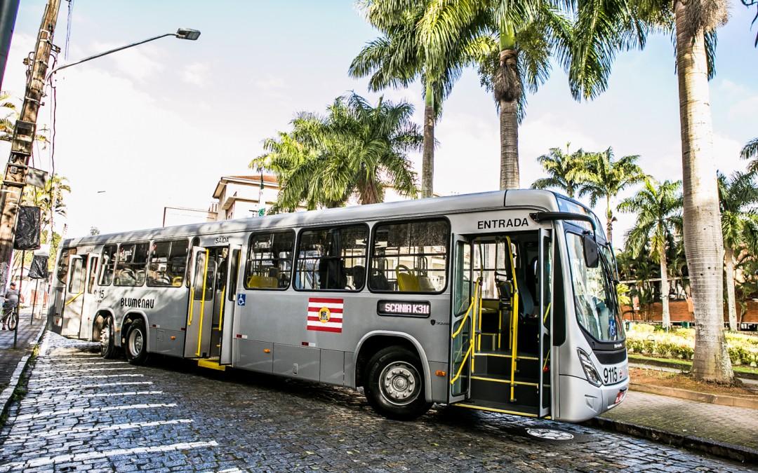 Horários dos ônibus de Blumenau passam a ser disponibilizados em tempo real no Google