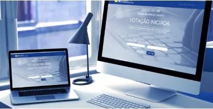 Prefeitura de Blumenau é o primeiro órgão público a aderir à ferramenta que permite votações online