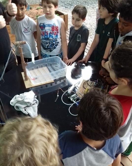 Projeto de alunos do Espaço de Educação Maker de Blumenau foi selecionado para evento em Nova York