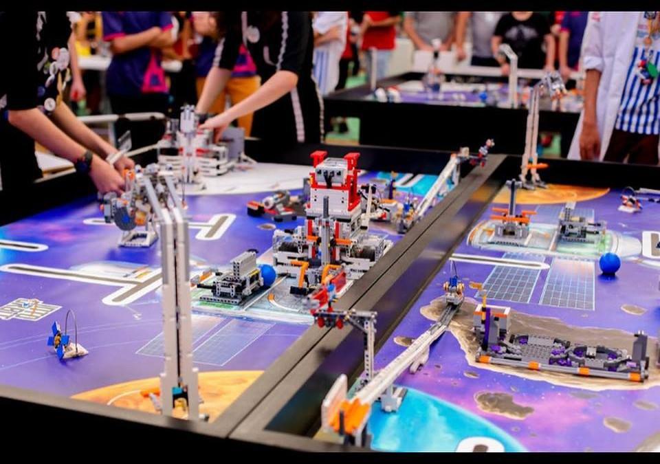 Equipe de robótica do Espaço de Educação Maker de Blumenau é selecionada para etapa nacional do Torneio de Robótica FIRST® LEGO® League