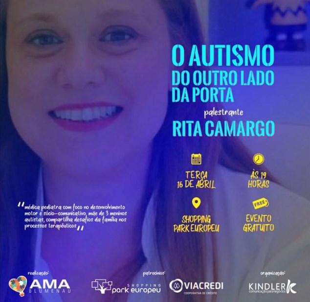 Autismo é tema de palestra em Blumenau