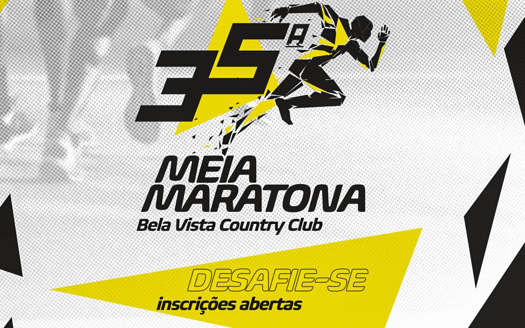 35ª Meia Maratona do Bela Vista Country Club