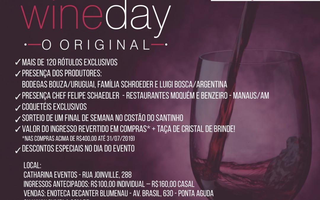 Branco, tinto, rosé e espumantes são destaques na noite dedicada ao mundo do vinho