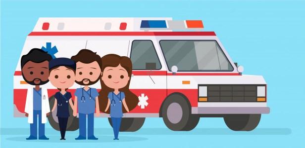 A importância do serviço pré-hospitalar