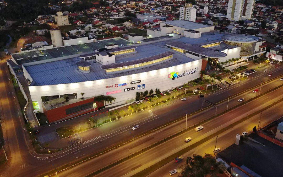 Shopping Park Europeu recebe prêmio por ser uma das maiores empresas do sul do Brasil